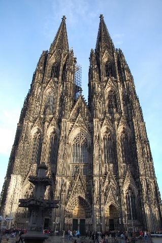 ケルン大聖堂:ドイツ再発見:So-netブログ ブログをはじめる ログイン #myblog-ni
